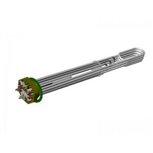 "Immersion heater 6-9 kw 2"" 0209-"