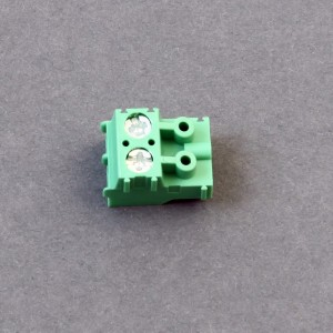 017B. Terminal Connection rego 800 green