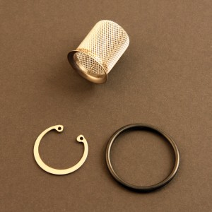 007D. Filters ball sub-set DN 25