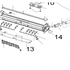 Airflow Motor to Nordic Inverter LR N / PR N