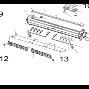 Vane to Nordic Inverter LR-N and PR-N