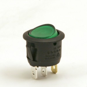 32. Manual switch green, neutral
