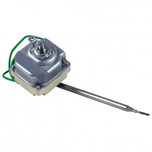 Thermostat backup heating, 2-pole 0209-