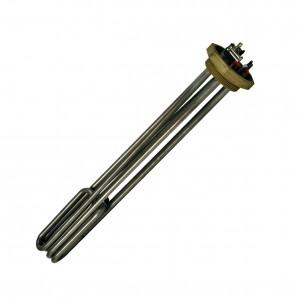 "Immersion heater 6.00 kW 380 V 2"" ans"