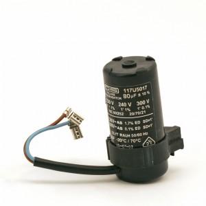 Starting capacitor compressor 490