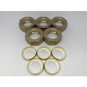 5 packing nut and compression ring Conex 28