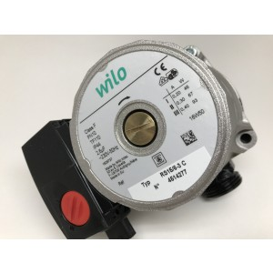 16. Circulating pump Wilo Star RS 15/6 (Quick Disconnect electrical supply)