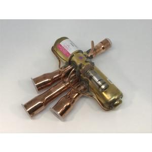 002C. Four-way valve STF-0316G3