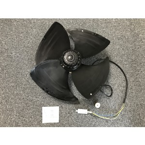 Fan complete EA 105-107 / 5.9 to 7.9