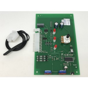 PCB with donors -9401
