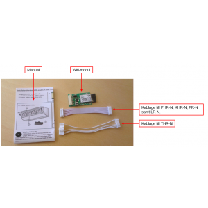 IVT Wiheat (remote control with wifi)